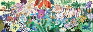 Djeco_Rainbow_Tigers_1000_palan_palapeli