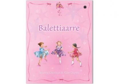 Balettiaarre