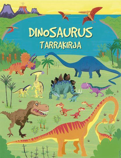 Dinosaurus_tarrakirja