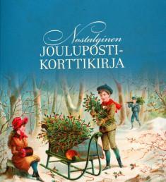 Nostalginen_joulupostikorttikirja