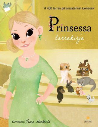 Prinsessa___Tarrakirja