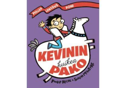 Kevinin_huikea_pako