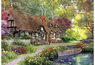 _Dominic_Davison__Cottage_____Puzzle_1000_palan_palapeli
