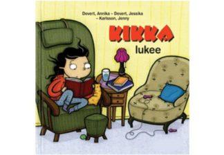 Kikka_lukee