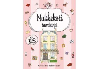 Nukkekoti_tarrakirja