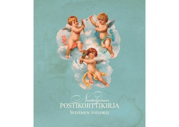 Nostalginen_postikorttikirja