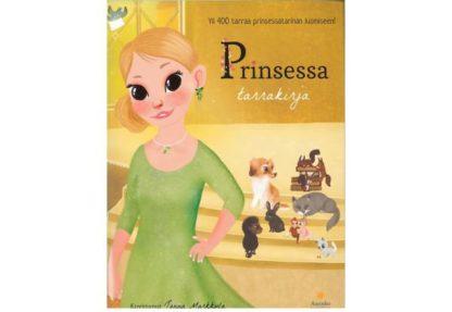 Prinsessa__Tarrakirja
