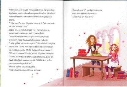 PRINSESSAKOULU_Winnie_Villimetsassa