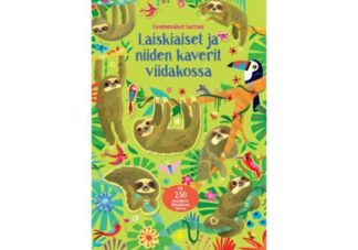 ENSIMMAISET_TARRANI_Laiskiaiset_ja_niiden_kaverit_viidakossa