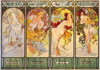 Mucha__Four_Seasons__1900
