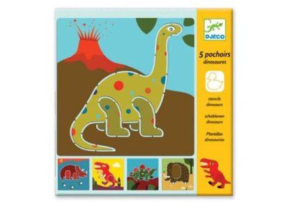 Dinosaurukset_piirrosmuotteja
