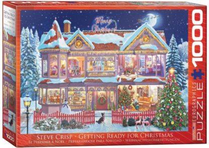 Steve_Crisp___Getting_Ready_Christmas___1000_palaa