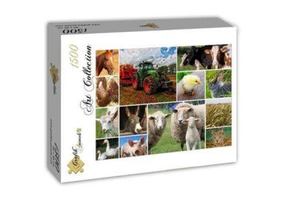 Collage___Farmyard_Animals