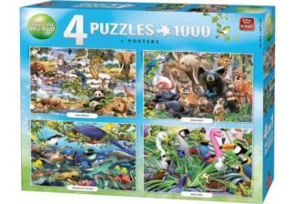 4_Puzzles___Animal_World