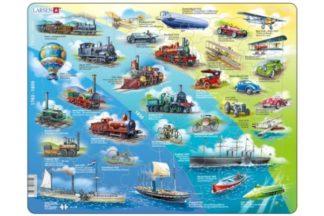 Frame_Puzzle___Historische_Fahrzeuge__in_German______54_pieces