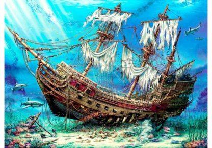 Shipwreck_Sea