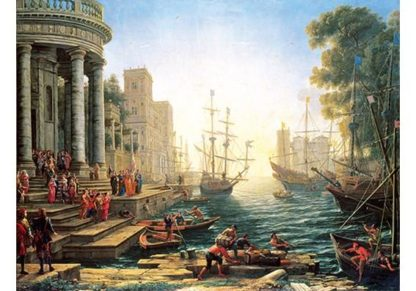 Seaport_with_the_Embarkation_of_St__Ursula