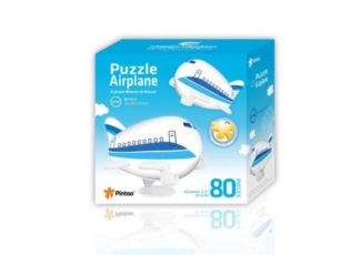 3D_Airplane_Puzzle___Sky_Blue_Airline