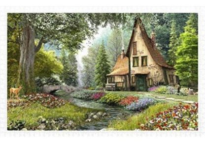 Mokki___Cottage_palapeli