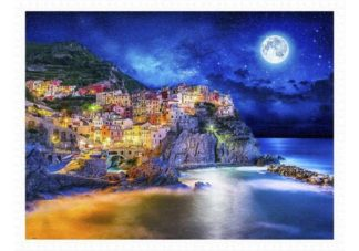 Tahtikirkas_yo___Starry_Night_of_Cinque_Terre__Italy