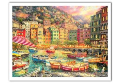 Plastic_Puzzle___Chuck_Pinson___Vibrance_of_Italy