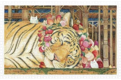 Plastic_Puzzle___Cotton_Lion___Goodnight_Tiger_____1_000_pieces___