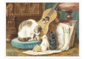 Henriette_Ronner___The_Harmonists