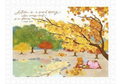 Syksyinen_evasretki____Autumn_Picnic__palapeli