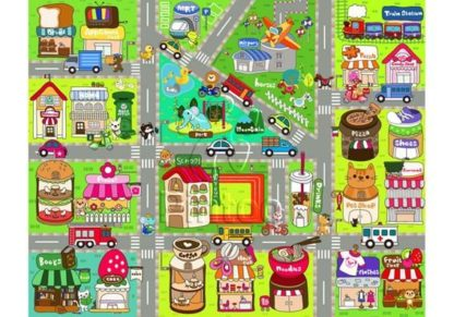 Plastic_Puzzle___Cute_Street_Map