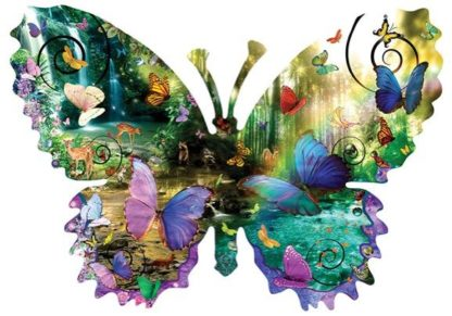 XXL_Pieces___Alixandra_Mullins___Forest_Butterfly