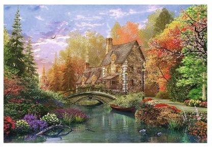 Dominic_Davison__Cottage_by_the_Lake