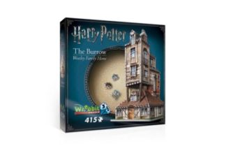 3D_Puzzle___Harry_Potter__TM___The_Burrow___Weasley_Family_Home_____415_pieces___